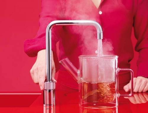 Boiling Water Tap from Quooker