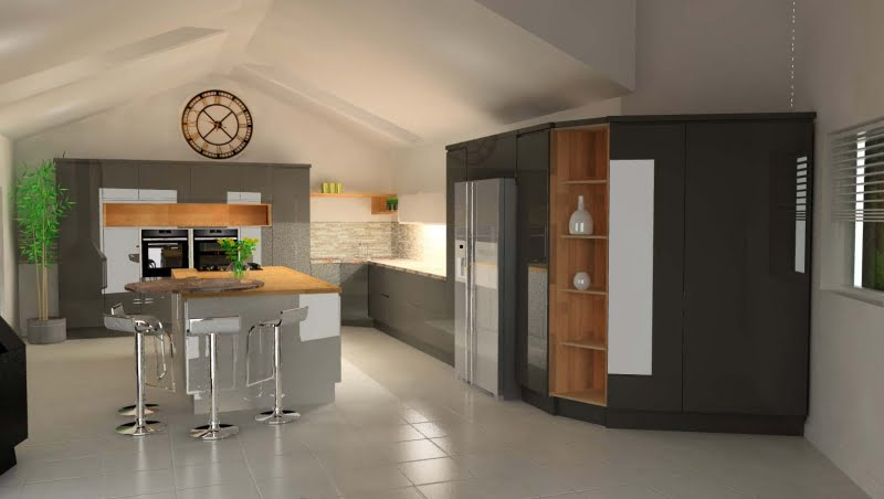 Latest Kitchen Design For Mansfield Client Kitchen World