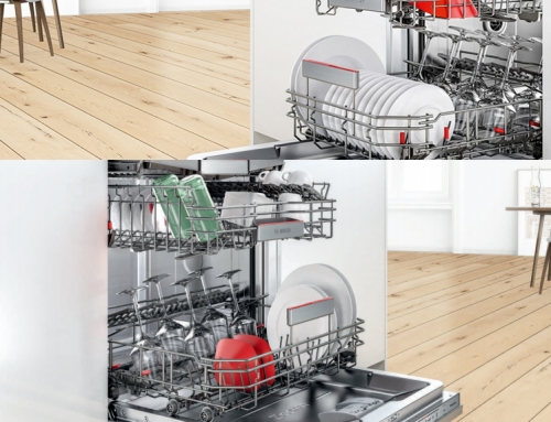 The 360 degree dishwasher experience
