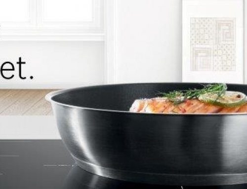 FREE induction pan set when purchasing selected Bosch induction hobs