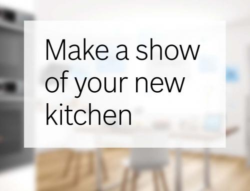 FREE Amazon Echo Show with Four Bosch Appliances