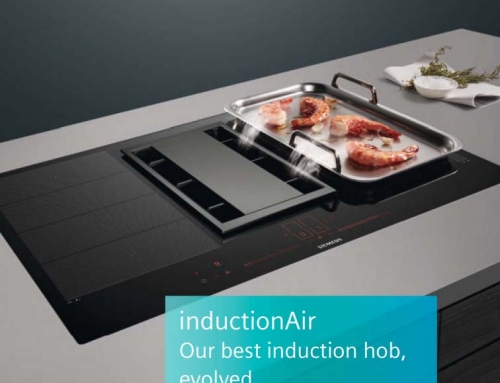 Siemans Air Induction Hobs