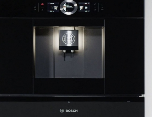 Home Connect Bosch Coffee Machine