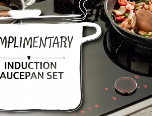 NEFF complimentary induction pan promotion