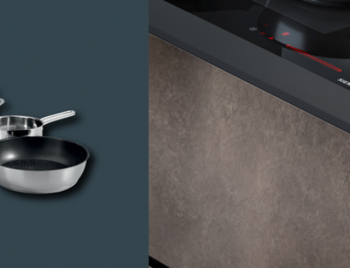 Siemens FREE induction pan promotion
