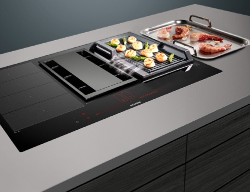 FREE Complimentary teppan yaki and griddle plate with selected* Seimans inductionAir hobs