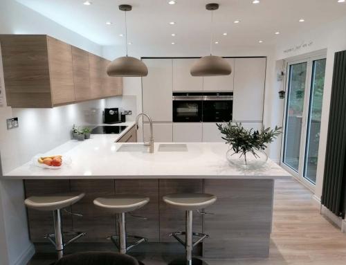 New Kitchen  – Kitchen Diner & Utility