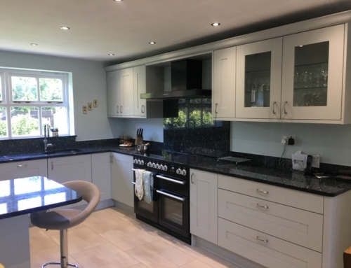 Shaker Kitchen Design – Broadoak in Partridge Grey